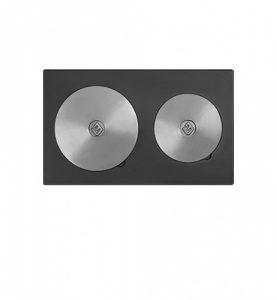 Слайд #1 | Плита усиленная двухконфорочная 5В